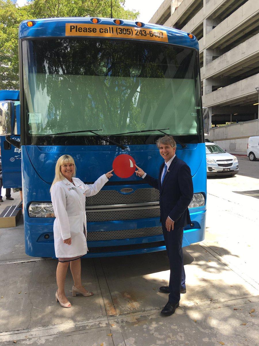 CHF 2019 Bus