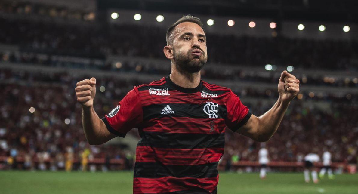 Everton Ribeiro, do Flamengo, é eleito o craque do Campeonato Carioca glo.bo/2PlBHM8