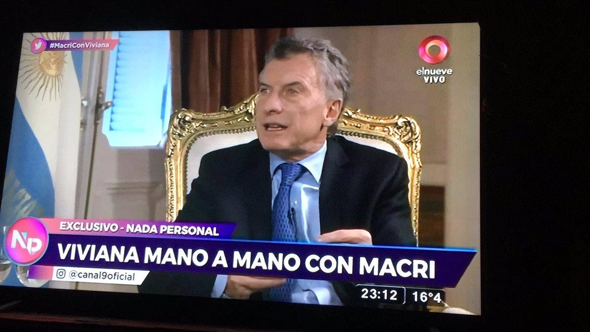 #Ahora Macri con Canosa #MacriConVIviana