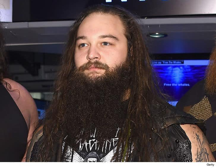 Jojo's pussy so fire it changed Bray Wyatt into a whole different man