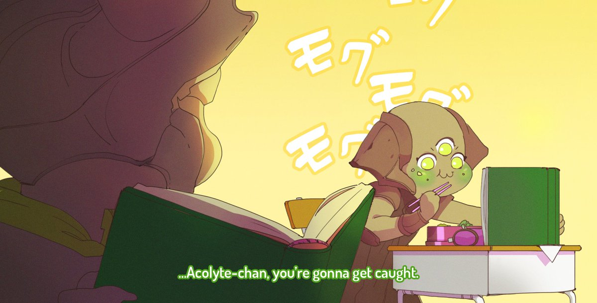 d2 //   when you&#39;re tired you draw fake anime screencaps of moe hive <br>http://pic.twitter.com/0i6YRCVguC