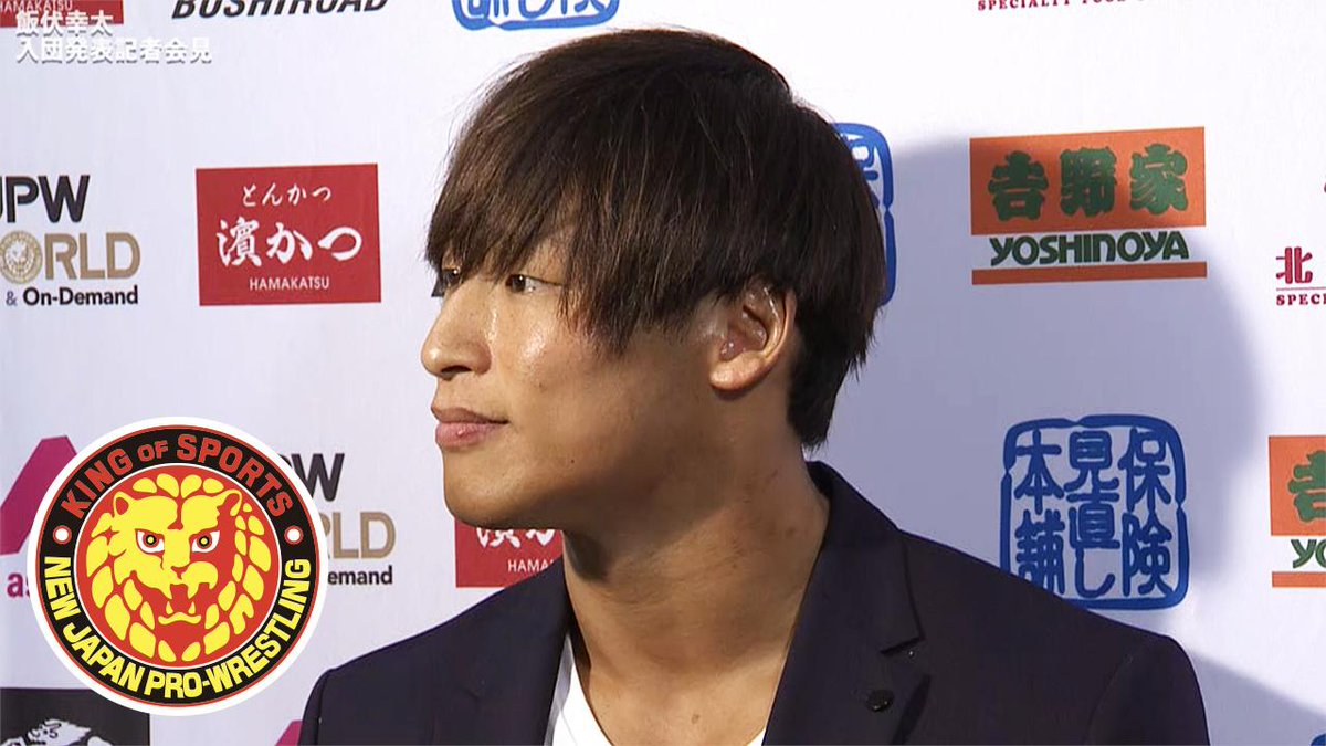 Ibushi signs for life with NJPW, Liger gets set to throw down with Suzuki, and Jay White&#39;s ego knows no bounds! Check out the subtitled backstage comments from last night&#39;s #njdontaku ! Watch free on NJPW World:  http:// ow.ly/ODFg50rgTwc  &nbsp;    and YouTube:  http:// ow.ly/S3hD50rgT9p  &nbsp;  <br>http://pic.twitter.com/AvAuppWARS