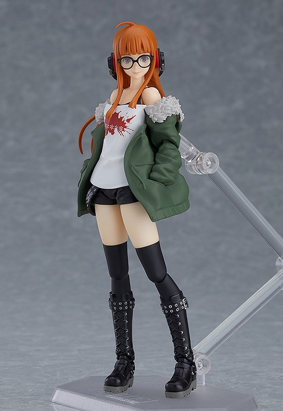 From #PERSONA5 the Animation comes a #figma of Futaba Sakura! Pre-order today in the following link:  http:// hs.goodsmile.link/ueIR50rfcyQ  &nbsp;  <br>http://pic.twitter.com/5EmxLhG48W