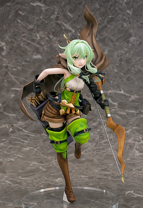 From #GOBLINSLAYER comes a 1/7th scale figure of one of Goblin Slayer&#39;s party members, High Elf Archer! Pre-order today in the following link:  http:// hs.goodsmile.link/ozoM50rfdnr  &nbsp;  <br>http://pic.twitter.com/VWT2npaXCe