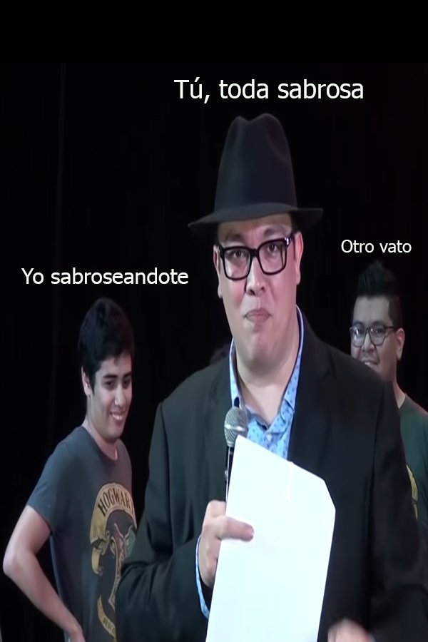 Fer Sanchez's photo on #lamesareñoñaenvivo
