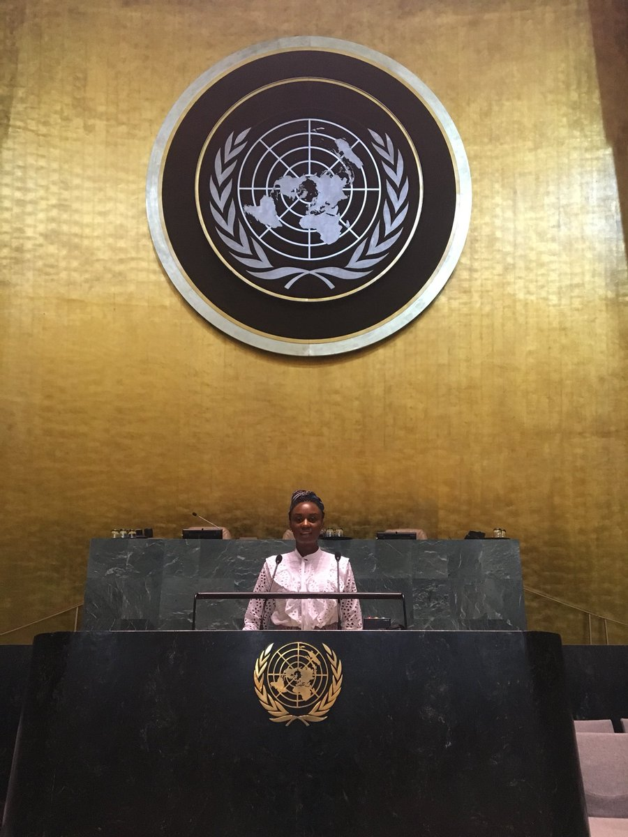That one time I went to the UN HQ in NY to talk about freedom of expression in East Africa.