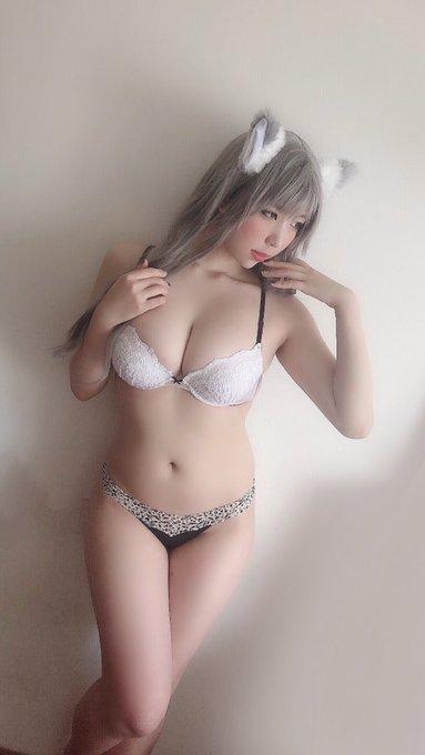 コスプレイヤー鹿野希のTwitter自撮りエロ画像13