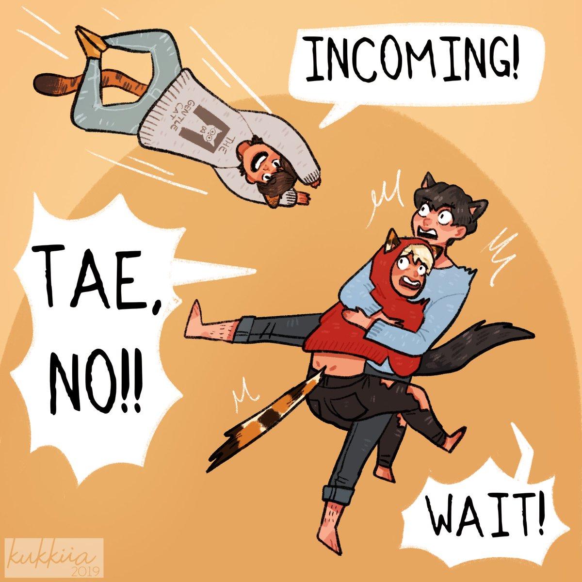 taejinmin hashtag on Twitter