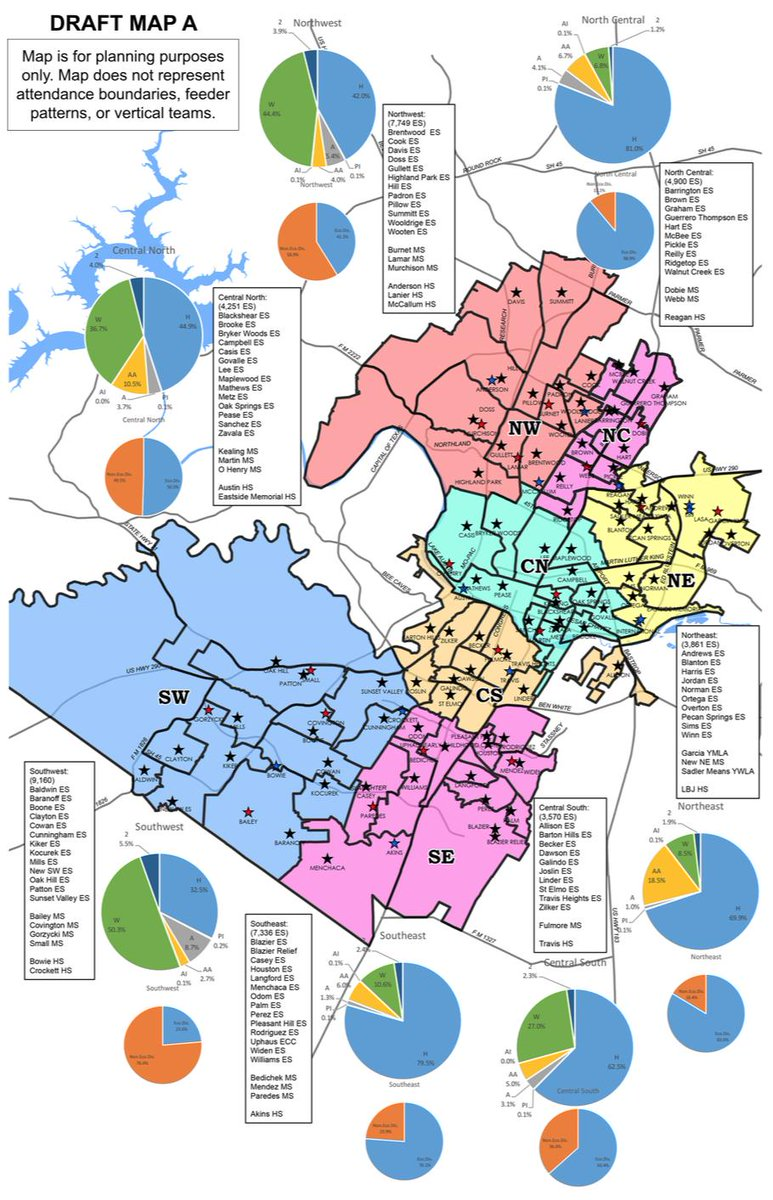 austin isd district map Austin Isd On Twitter Administration Is Again Posting The austin isd district map
