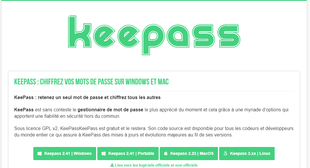 THREAD: French company has created lots of fake domains pretending to be some very popular free software and is using these sites to distribute bundled adware and malware. /1 #malware #spoof #adware #opensource