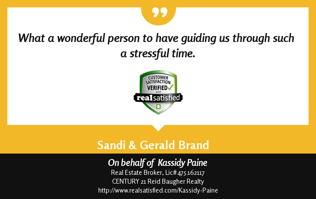 Kassidy Paine, Century 21 Broker, e-PRO (@realtorkassidy