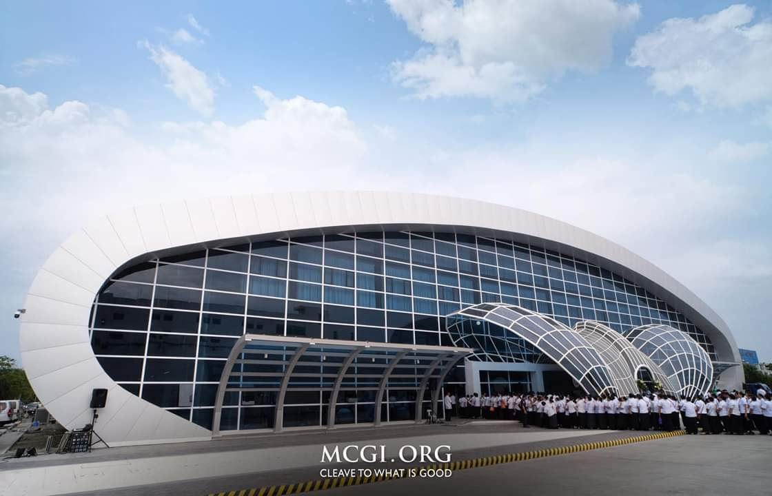 Ang dating daan Convention Center apalit