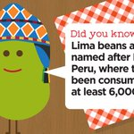 Image for the Tweet beginning: Who knew lima beans could