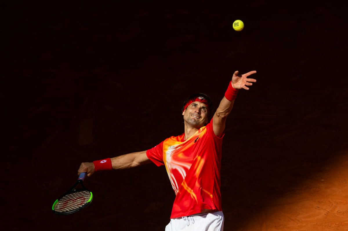 Mutua Madrid Open's photo on Bautista