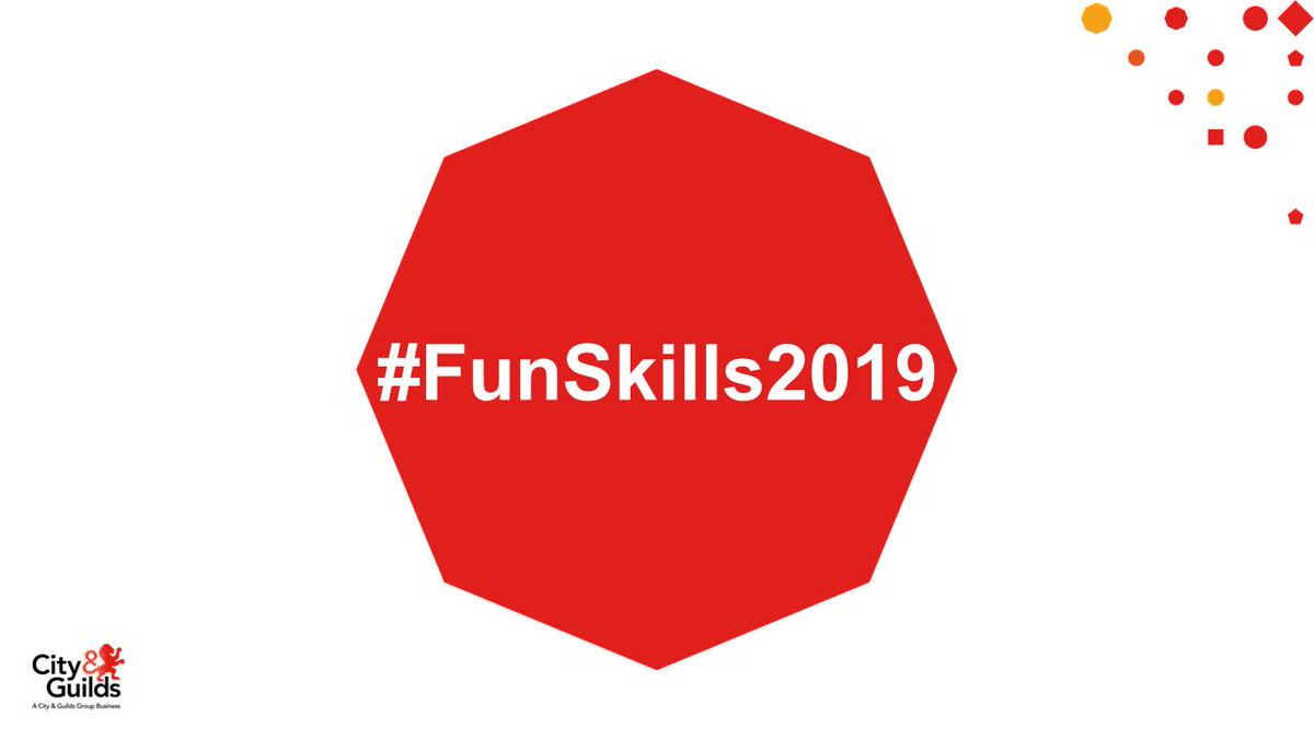 Want to know more about #FunctionalSkills reform so you can be ready for first teaching in September? Visit @cityandguilds #MathsEnglish pages cityandguilds.com/mathsandenglish for the latest info - incl details of our #FunSkills2019 launch events