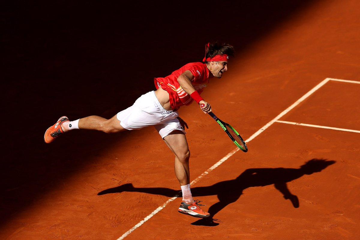 US Open Tennis's photo on Bautista