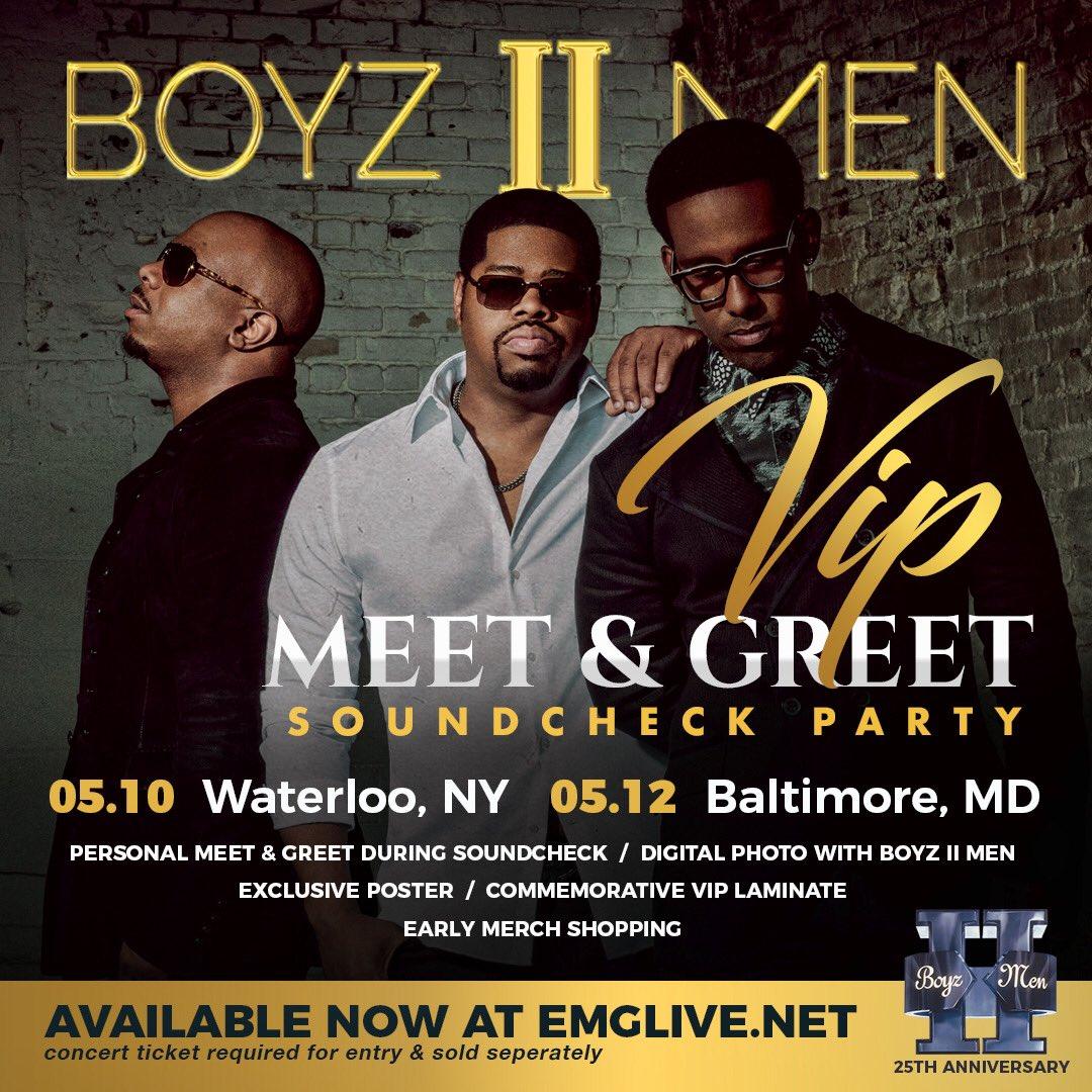 Boyz II Men (@BoyzIIMen) | Twitter