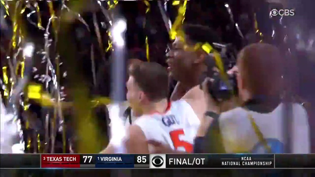 Virginias journey through the tourney was nothing short of thrilling. 🔥 Relive the top plays from @UVAMensHoops magical #NationalChampionship run! #GoHoos