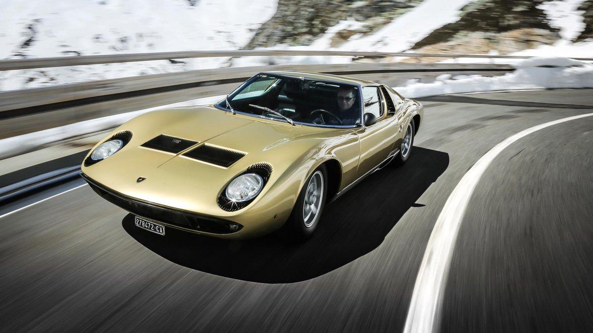 Top Gear On Twitter Recreating The Italian Job In A Lamborghini