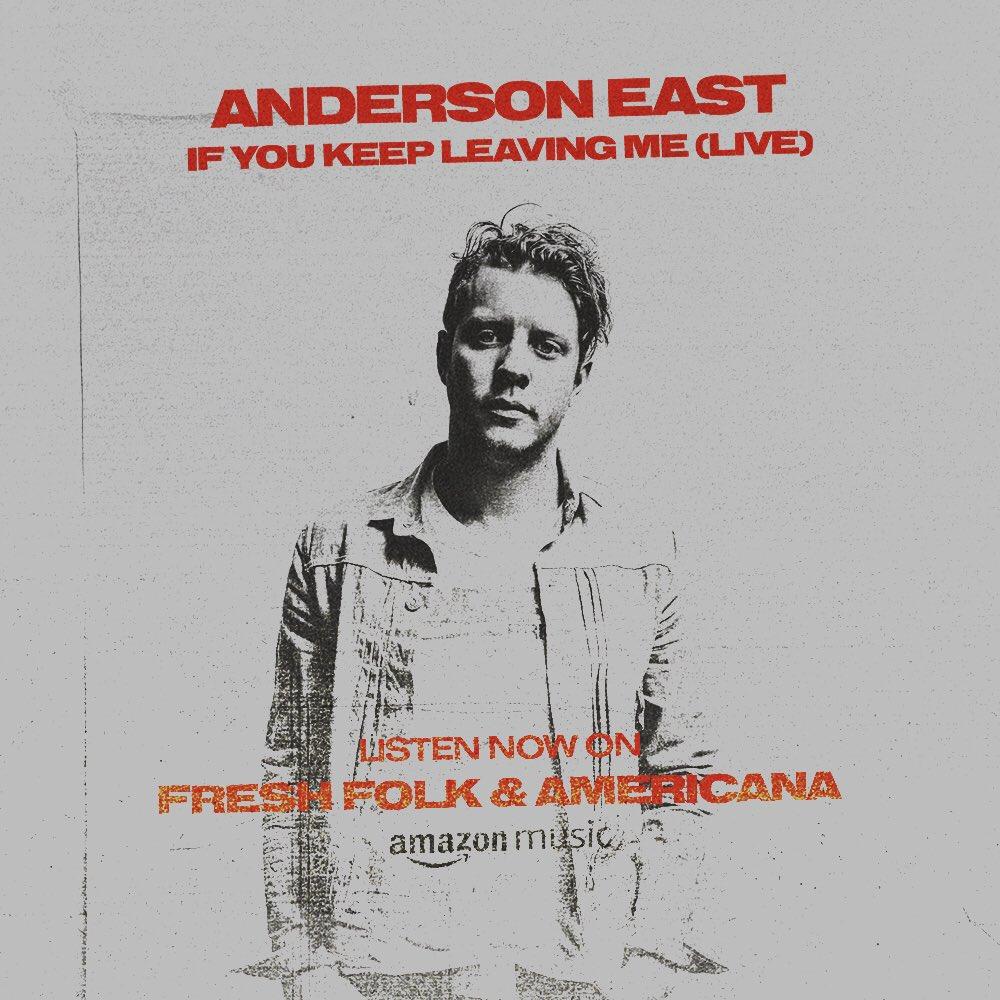 Thank you @amazonmusic for adding us to your Fresh Folk & Americana playlist!  https://amzn.to/2XZ0hWi