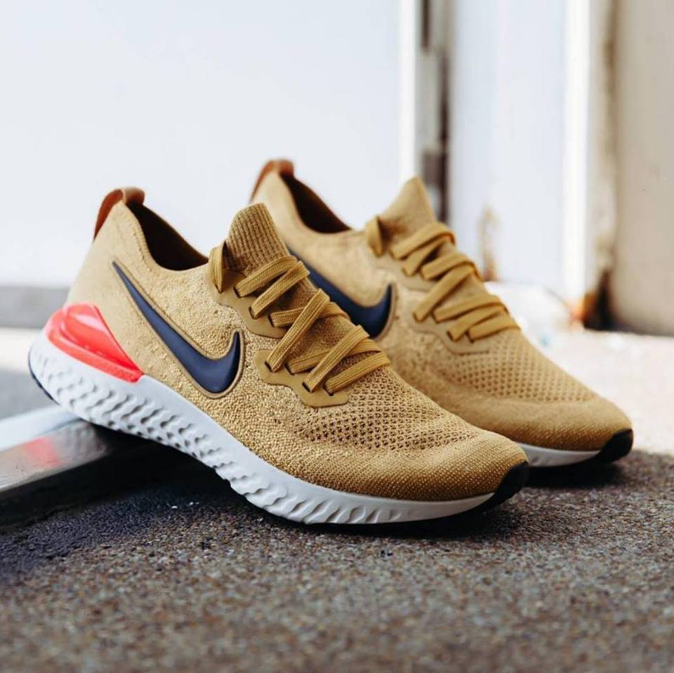1fe85d209 ... these four great colourways of the Nike Epic React Flyknit 2 from Nike  CA for 30% off + free shipping! https   bit.ly 2vCKUXF  pic.twitter.com wHMPm8kHxy