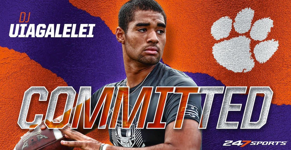 Congrats bro!! Best decision you could have made. Let's go to work 🐅 @DJUiagalelei
