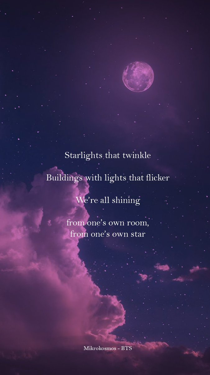 Bts Lyrics On Twitter Mikrokosmos Bts Lyrics Quotes