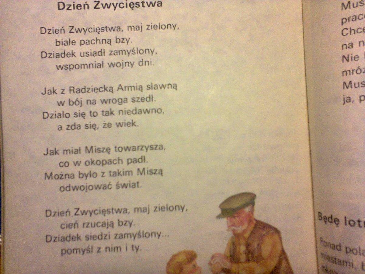 Michał Kozłowski A Twitter Do Dnia Zwycięstwa 9 Maja
