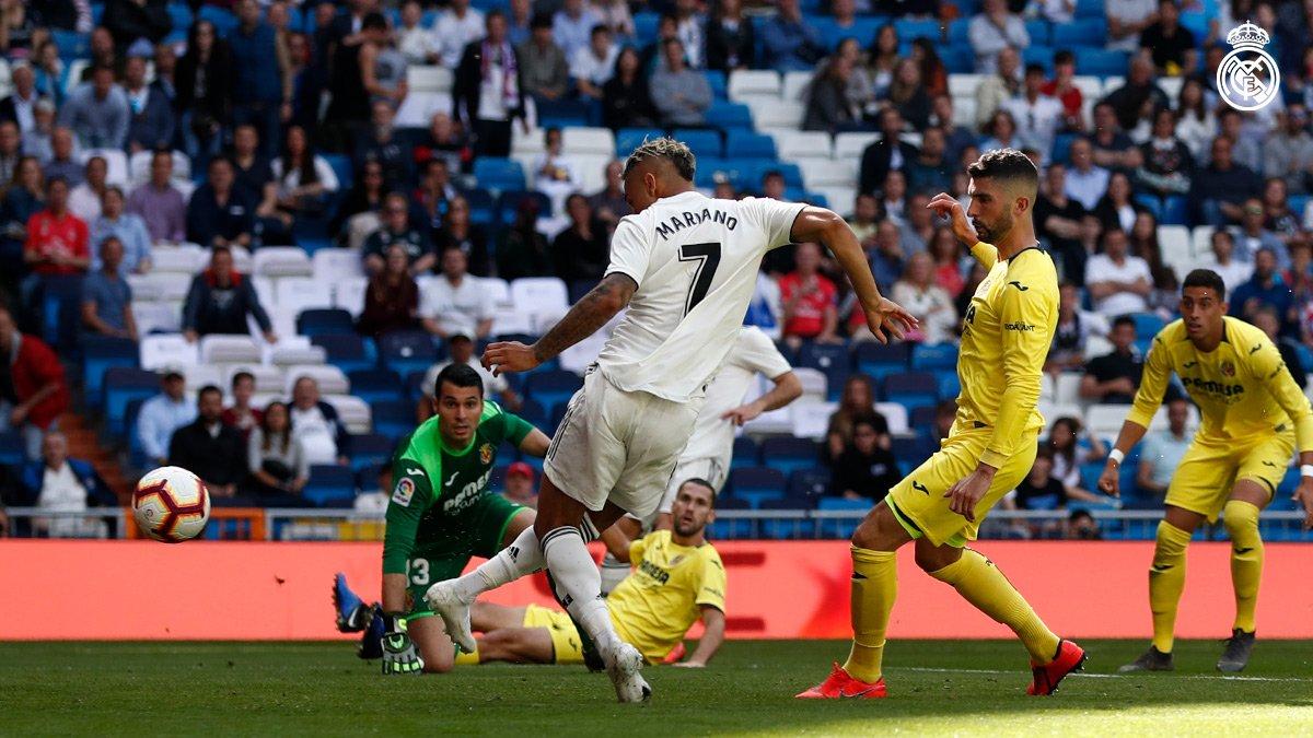 Xem lại Real Madrid vs Villarreal