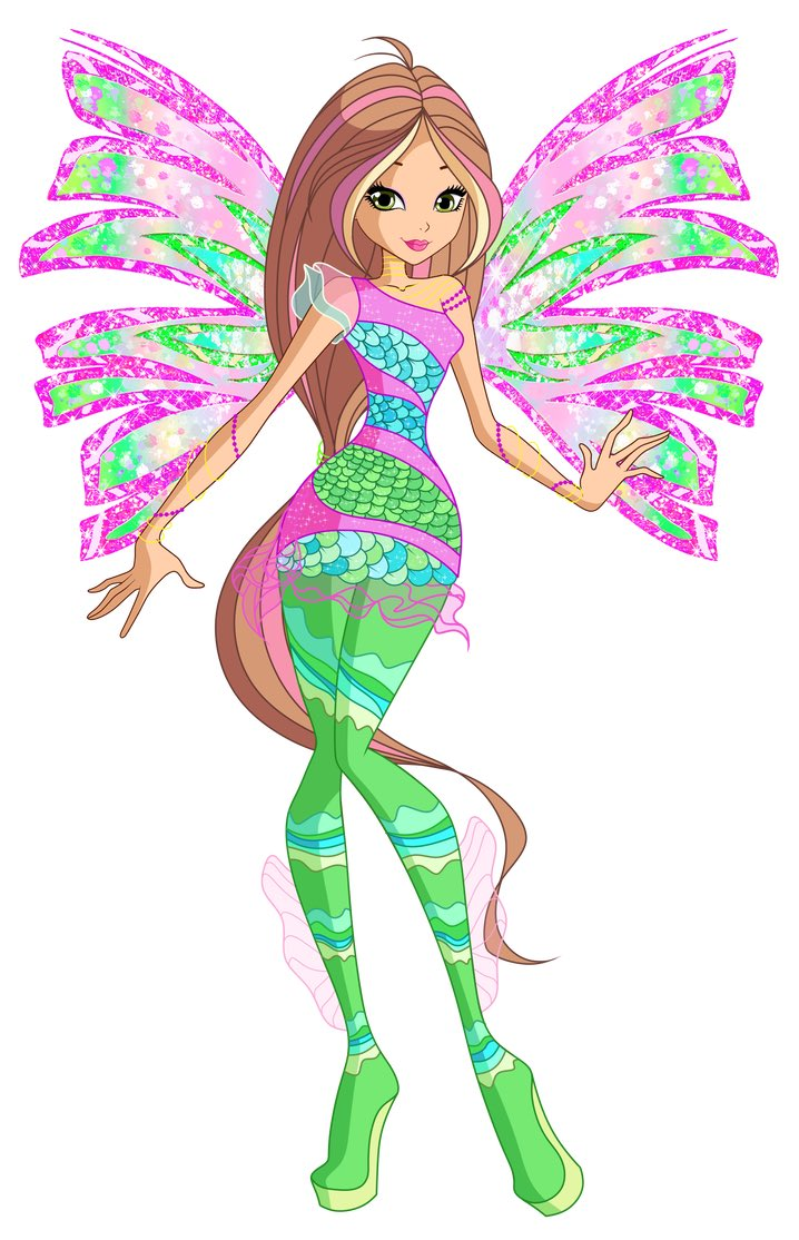 Winx Club Dress Up Games Sirenix - raveitsafe
