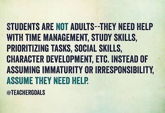 What skills can we teach them?