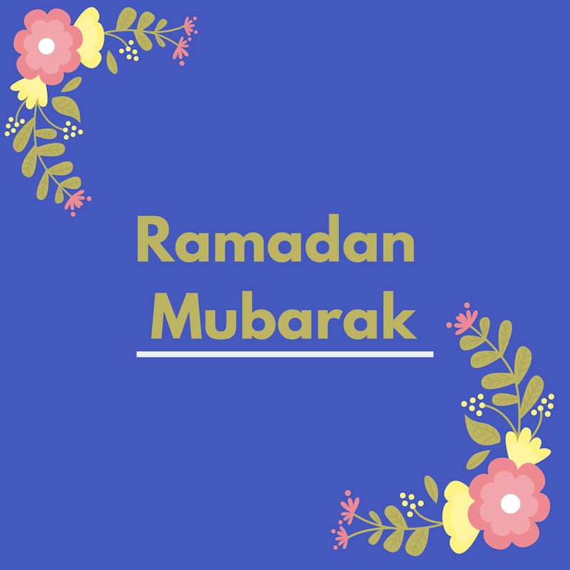#RamadanMubarak to all our followers! We wish everyone the very best this holy month. 🌺
