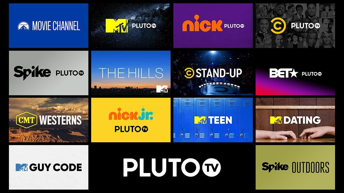 bet on pluto tv