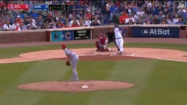 Is Willson Contreras the best hitting catcher in the league?