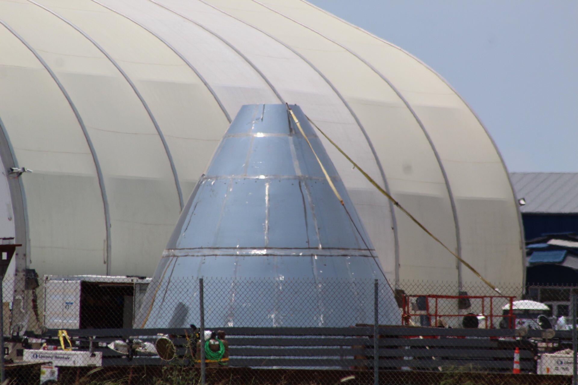 Starship - 1er prototype orbital - Page 2 D51CVS9X4AAeY6m