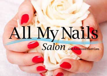 All My Nails Salon Allmynailssalon Twitter