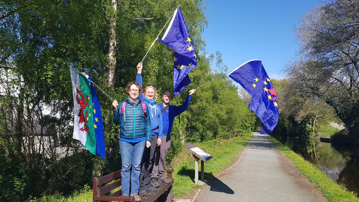Wales for Europe at Llangollen Conference