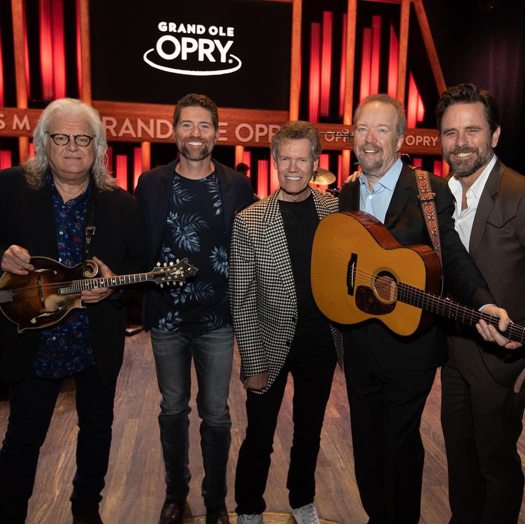 About last night ...   SO much  for #OpryMember @randytravis!<br>http://pic.twitter.com/rSln3swPa6 – à Grand Ole Opry House