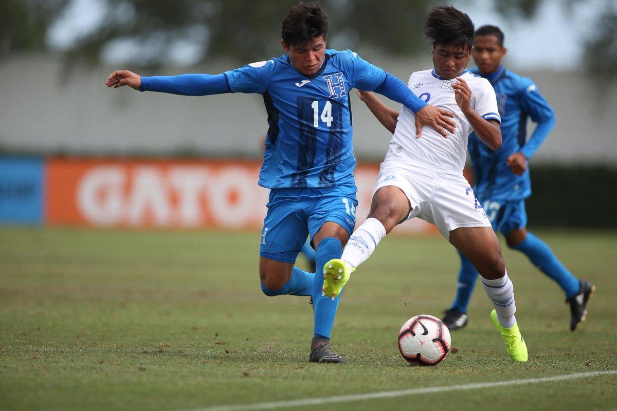 Sub17 Campeonato CONCACAF 2019 [Copa Mundo Brasil 2019] El Salvador 2 Honduras 1. D51hK_pWAAA43dy