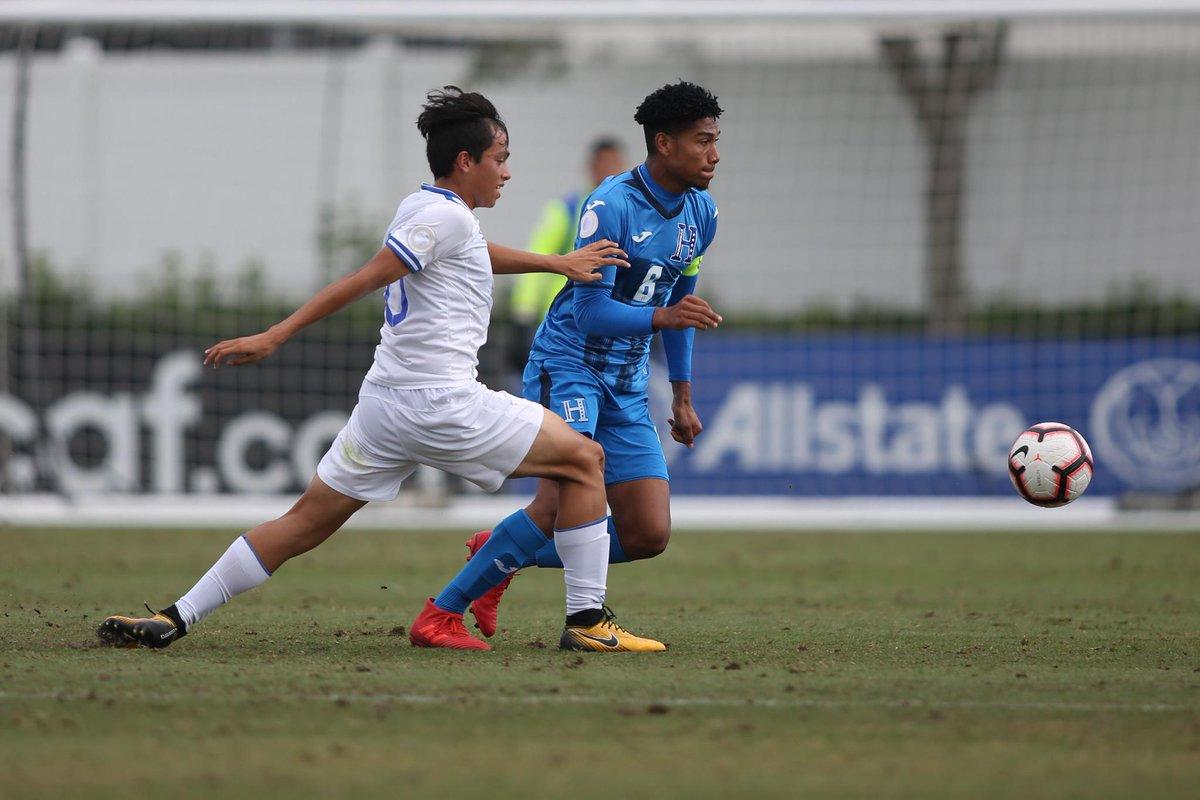 Sub17 Campeonato CONCACAF 2019 [Copa Mundo Brasil 2019] El Salvador 2 Honduras 1. D51hKrdWAAAR4_e