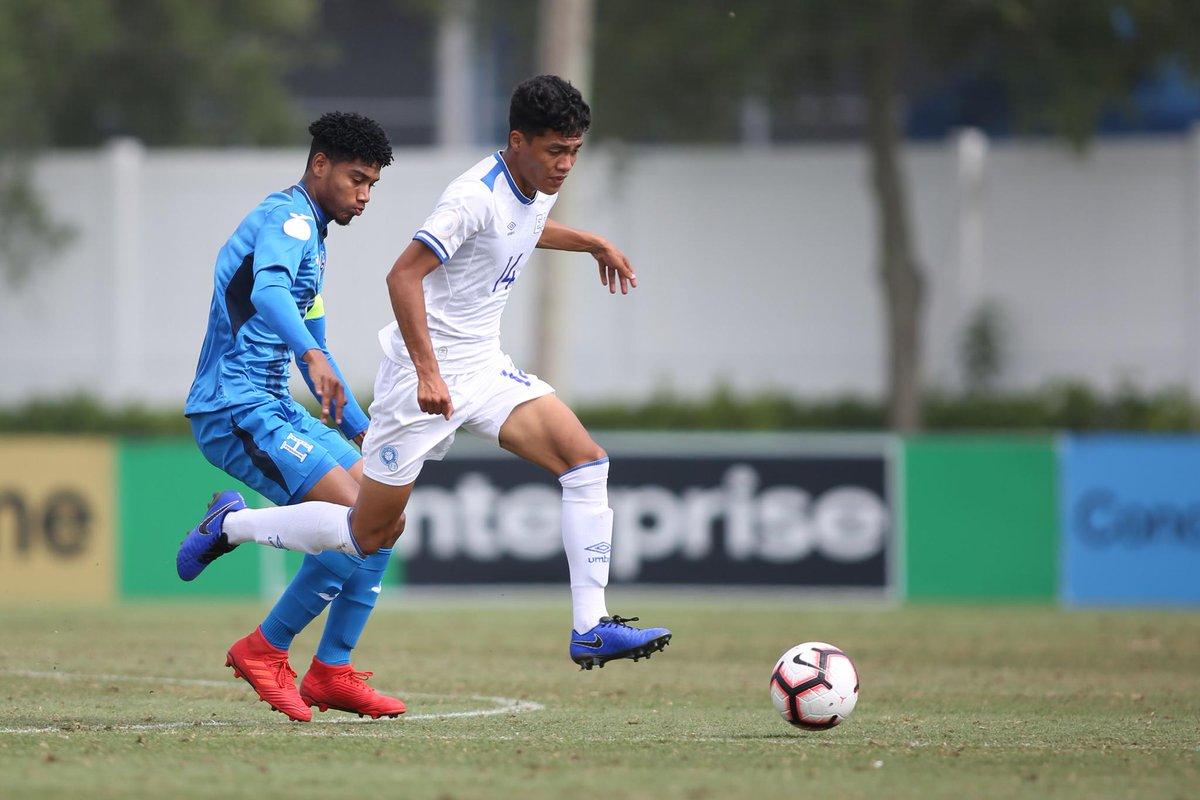 Sub17 Campeonato CONCACAF 2019 [Copa Mundo Brasil 2019] El Salvador 2 Honduras 1. D51hLIAWAAAkt4V