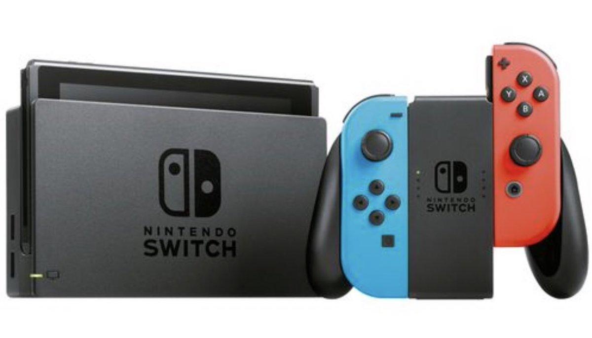 Acabo de perder en el directo Retuit para participar en el sorteo de una Nintendo Switch. Ganador al final de mes cuando cobre.
