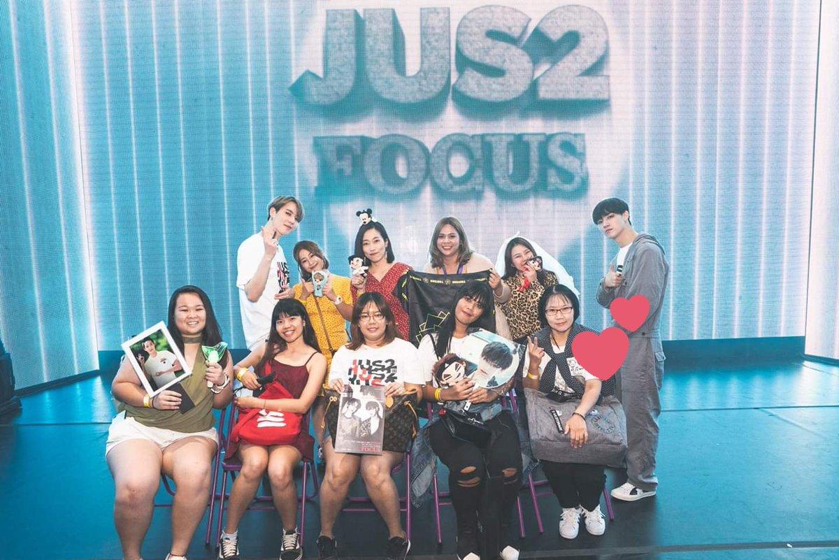 040519 My Group Photo  #Jus2inSG #Jus2_FOCUSTOURinSG #Jus2_FOCUSTOURinSINGAPORE #JUS2inSINGAPORE <br>http://pic.twitter.com/Ou9PwG4xjy