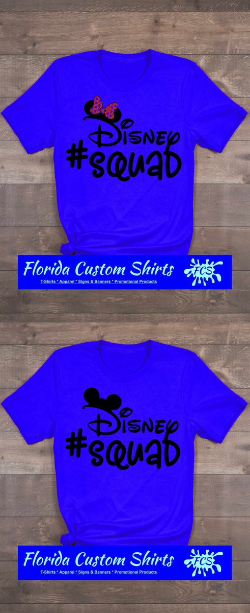 aa0e5d08 Excited to share the latest addition to my #etsy shop: Disney Squad Shirts, Disney  Shirt, Disney Family Shirts, Custom and Personalized, ...