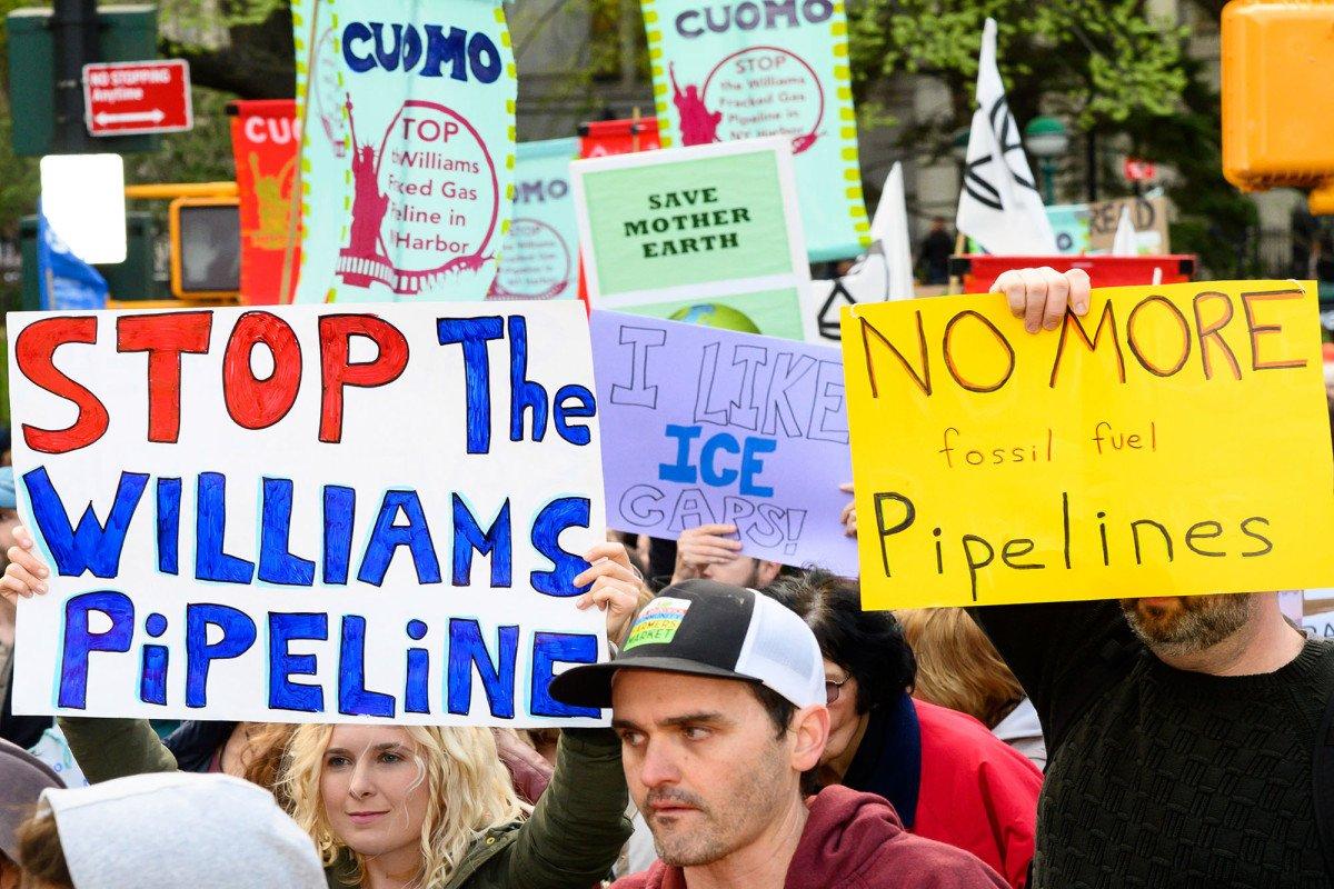 The deranged drive to choke New York's natural-gas supply trib.al/XUKW5fj