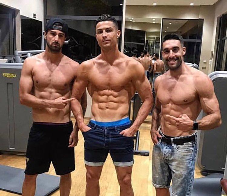 Cristiano Ronaldo Xxx