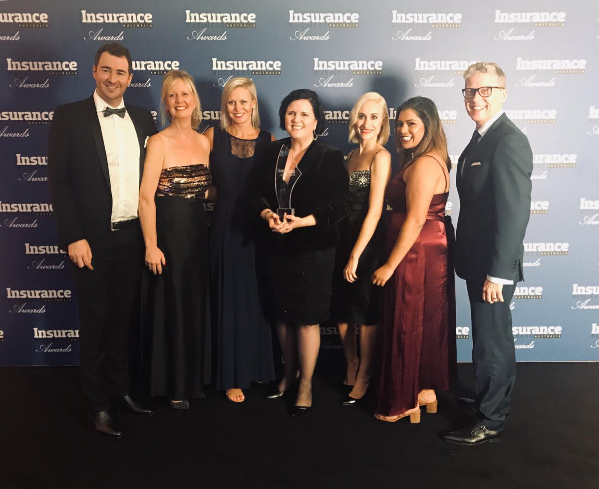 Zurich Australia On Twitter Incredibly Proud Of Our Claims Team For Taking Out Claims Team Of The Year At The 2019 Insurance Business Australia Awards And A Big Shout Out To A