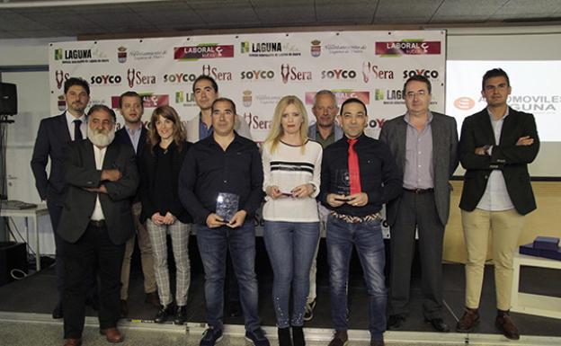 Felicidades a la Hamburgueseria Redburger por el Premio al empresario local en Laguna de Duero @redburger_es @apheva elnortedecastilla.es/valladolid/lag…
