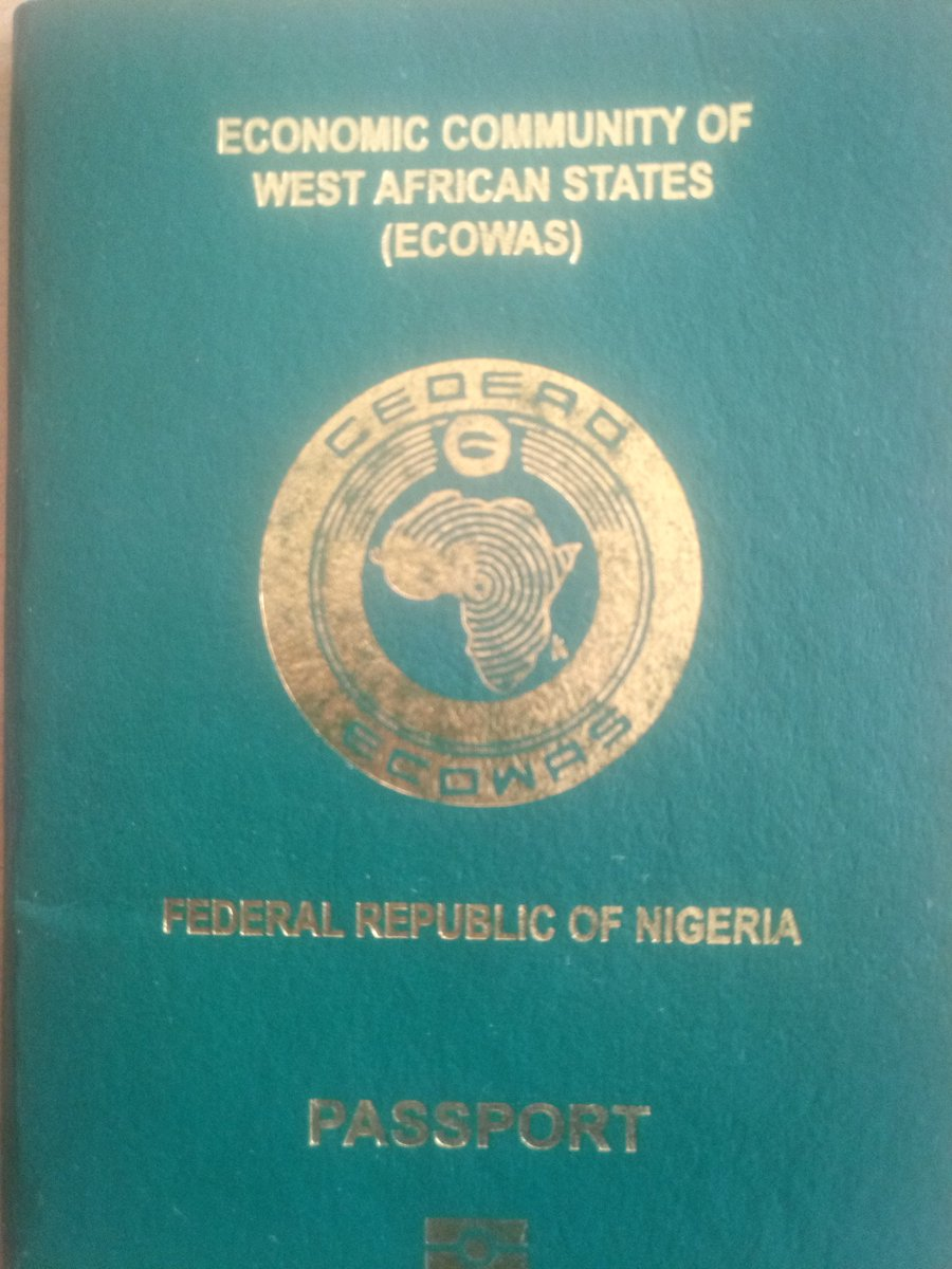 Nigeria immigration service passport office ibadan