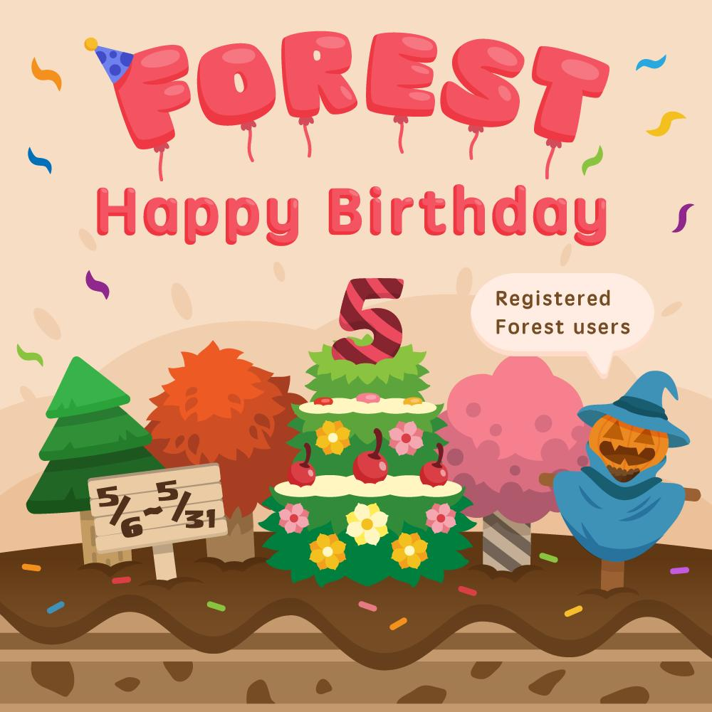Prime Forest On Twitter Dear Forest Friends May 10 Is Our Big Day Personalised Birthday Cards Xaembasilily Jamesorg